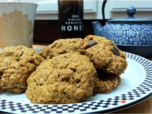 Oatmeal Cookies: Tropical Paradise and Maple Pecan