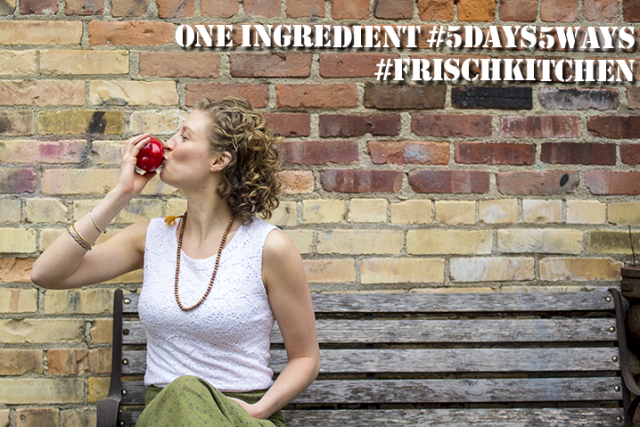 One Ingredient, #5days5ways