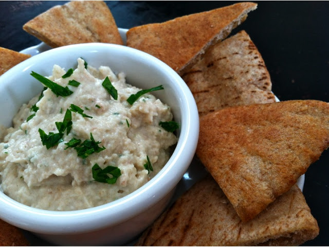 Turnip Ganoush, and other Easy, Delicious Superbowl Snacks