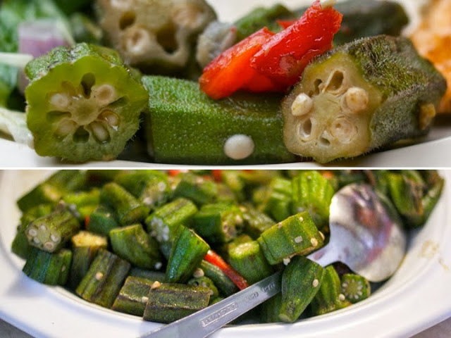 Sautéed Okra, with a Groundswell of Inspiration