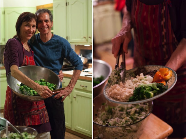 Meet Priscilla & Lewis: Cooking up the Great Life with Community