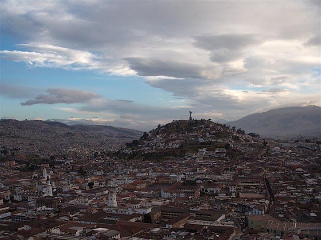 Quito, Ecuador: the capital city swelling with beauty.