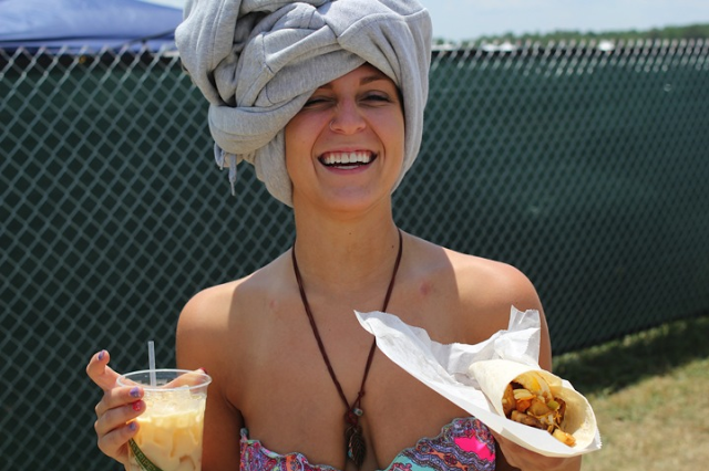 Behind the Fork: Bonnaroo Music & Arts Festival 2013