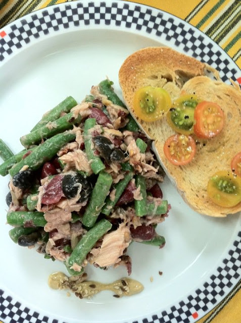 Green Bean & Tuna Salad