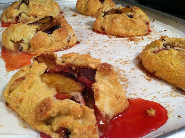And you wouldn't believe it but these were made especially gluten-free for Steve's (Shanti's main squeeze) mom.