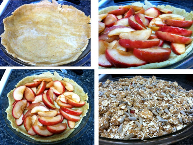 Extraordinary Apple Crisp Pie
