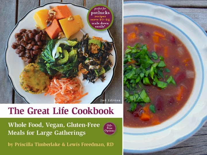 "The Great Life Cookbook: Exclusive Recipe for ""Kidney Bean & Yam Soup"""