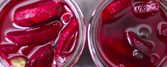 Emm-A-Zing Cardamom Pickled Beets