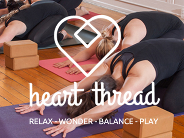 Feast by Firelight at a Heart Thread Yoga Retreat