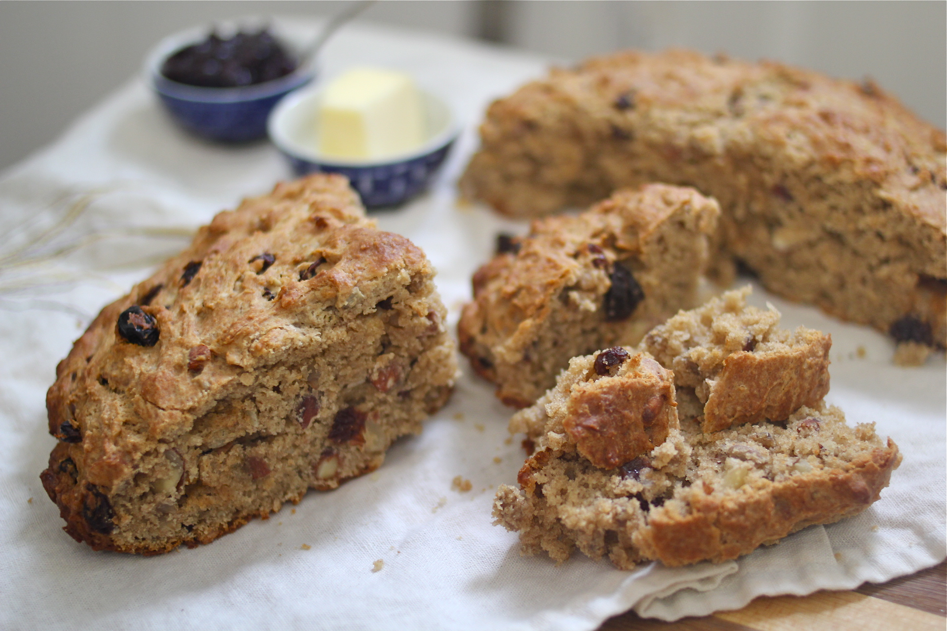 Amazing, Easy Irish Soda Bread