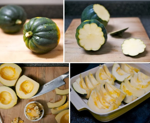 How to Break Down Any Winter Squash