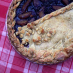Blueberry Peach Pie Recipe
